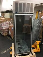 Nor Lake Pr242ssg0x Pass Thru Refrigerator With Pan Slides Amp Legs Scratchdent