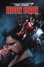 TONY STARK IRON MAN #1 6/20/18