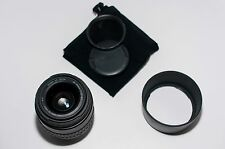 Sigma UC Zoom 28-70mm f3.5-4.5 Lens for Sony/Minolta A hood filter & caps (1434)