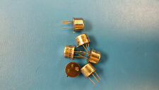 (6 Pcs) 2N3501Jantx Small Signal Bipolar Tran 150V 0.3A Thru-Hole Npn To-39
