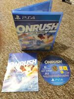Onrush (On Rush) - Sony Playstation PS4 Game - FAST & FREE P&P!