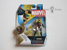 Marvel Universe Series 1 #022 MS. MARVEL Black Suit New NIB