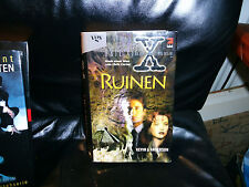 AKTE X  - RUINEN -   Kevin J. Anderson      Bitte lesen !!