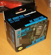 NES 8 Bit AC adaptor for original Nintendo New Adapter Power Supply AC OUTPUT