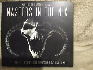 MASTERS OF HARDCORE - MASTERS IN THE MIX VOL.2 - NOIZE SUPPRESSOR & DAY-MAR 2CD