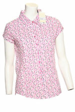 Short Sleeve Floral Tops & Shirts for Women