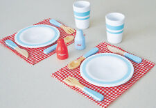Indigo Jamm - Wooden Toy Dining For Two