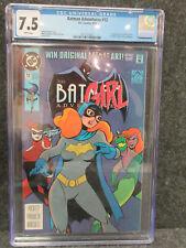Batman Adventures #12 CGC 7.5 DC Comics 1st appearnce of Harley Quinn