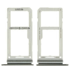 Per Samsung Galaxy S8 S8 Plus G955 Dual Sim SD Card Tray Holder Slot Nero G950