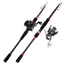 Lure Telescopic Fishing Rod Spinning Ultralight Carbon Carp Casting Fishing Rod