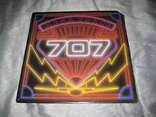 """Sealed 1982-Hard Rock By 707-""""Mega Force"""" On Boardwalk Records"""