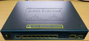 Cisco WS-C3560-8PC Catalyst 3560 8 Port PoE Switch