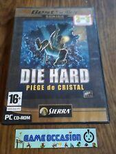 DIE HARD PIÈGE DE CRISTAL PC CD-ROM PAL COMPLET