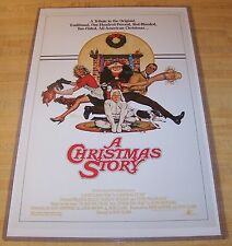 A Christmas Story 11X17 Movie Poster Ralphie