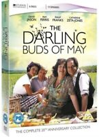 Neuf The Darling Buds Of May Série 1 Pour 3 Complet Collection DVD