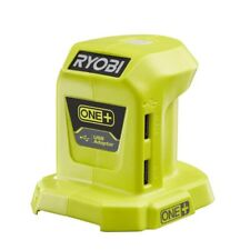 ***NEW*** RYOBI P743 ONE+ 18V Portable Power Source USB ADAPTER (TOOL ONLY)