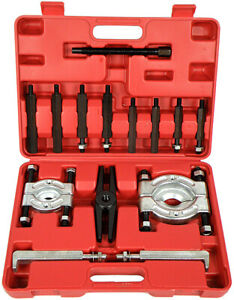 "Bearing Puller Separator Set 2"" ; 3"" Splitters Long Jaw Gear Pulley Removal D26"