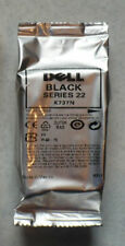Genuine Dell Black Ink Cartridge X737N Series 22 P513w V313 V313w