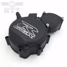 """Black Engine Stator Cover (LEFT) """"GSXR"""" Logo For 2006-2016 Suzuki GSXR600 750"""