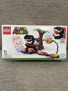 LEGO Super Mario Chomp Jungle Encounter Expansion Set 71381 BNIB