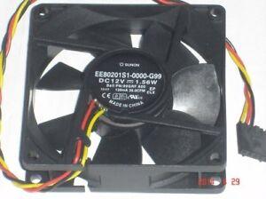 OEM 99GRF Dell OPTIPLEX 390 990 3010 CPU Fan EE80201S1-000-G99 DP/N: 099GRF