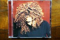 Janet - The Velvet Rope  -  CD, VG