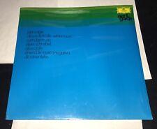 Atlas Eclipticalis John Cage Dieter Schnebel Deutsche Grammophon 1969 SEALED!!