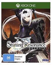 Shining Resonance Refrain Draconic Launch Edition Rare Game Microsoft XBOX One 1