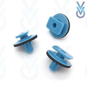 10x VVO® Clips für Äußere Heckklappenverkleidung für einige Nissan Juke