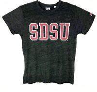 1cb4d46a SDSU San Diego State University - League 91 - Tri-Blend Tee Shirt Small -
