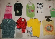 NEW DOG/PUPPY DRESS-UP HALLOWEEN COSTUMES SIZE XS LARGE XL POLO/DRESS/JACKET