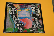THE CARS LP DOOR TO DOOR ORIG USA 1987 SIGILLATO SEALED DIRECT METAL MASTERED !
