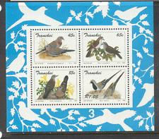 Transkei 1993 Doves/Birds 4v m/s ref:b9964