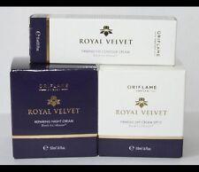 Royal Velvet Day, Night & Eye Cream By Oriflame
