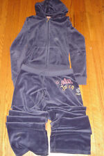 Juicy Couture - velour track suit  with rhinestones - Size Small - NWOT