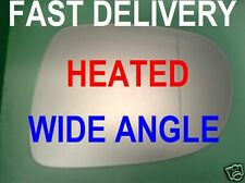 LEXUS IS 250 IS 220 2005+ DOOR WING MIRROR GLASS WIDE ANGLE HEATED RIGHT OR LEFT