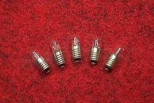 5 Lampen 19V / 40mA  E5,5  *Birnen* *tubular lamps*