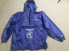 90s SONY HandyCam Men's Hooded Windbreaker Jacket Take Your Best Shot Sz L #G2