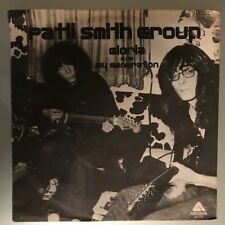 "Patti Smith Group ‎ Gloria / My Generation 7"" single USA 1976"