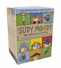 NEW - The Judy Moody Uber-Awesome Collection: Books 1-9