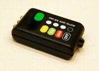 "3 GREEN LED ""50"" ""60"" 300hz QUARTZ 0.01% stroboscope turntable keychain strobe"