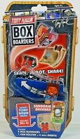 Tony Hawk Box Boarders SAMARRIA BREVARD Figure, Brand New - Boxed, Free Shipping