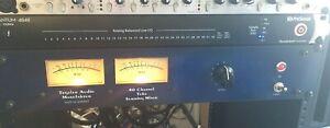 Presonus Quantum 4848 with 40 track Tegeler Audio Tube Summing Mixer