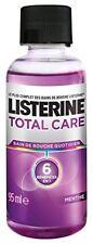Listerine bain de Bouche Anti-bactérien Total Care 95ml
