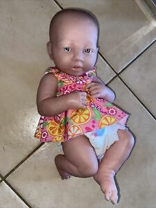 Berenguer Baby Newborn Doll Anatomically Correct - Excellent Condition