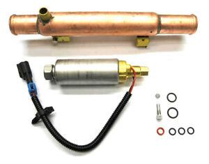 Mercury MerCruiser Quicksilver OEM Fuel Pump Cooler Kit  8m0125852 SS  861156A03
