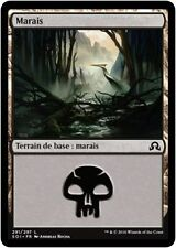 MTG Magic SOI FOIL - Swamp/Marais, #291, French/VF