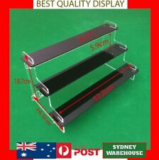 3 Tier 35cm shelf Acrylic Perspex Cosmetic Display Stand case figure model Funko