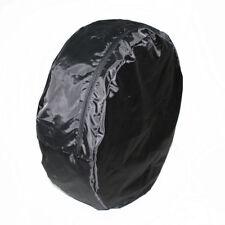 Spare Tyre Tire Cover Wheel Bag Storage Protection Black For Nissan Subaru Alfa