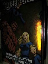 Le leggende Marvel Supereroi 42 Fantastici Quattro risolvere ogni cos ed.Panini
